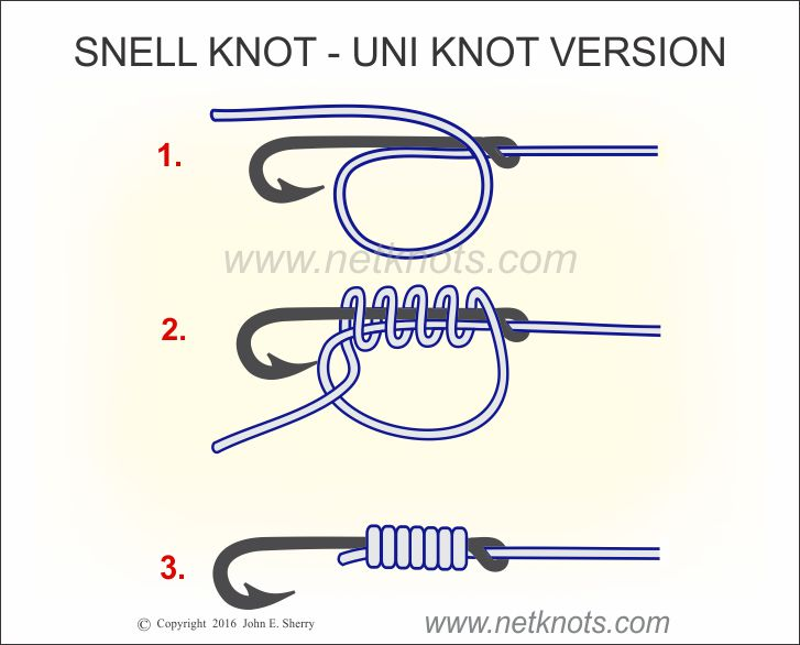 Snell Knot - Uni Version
