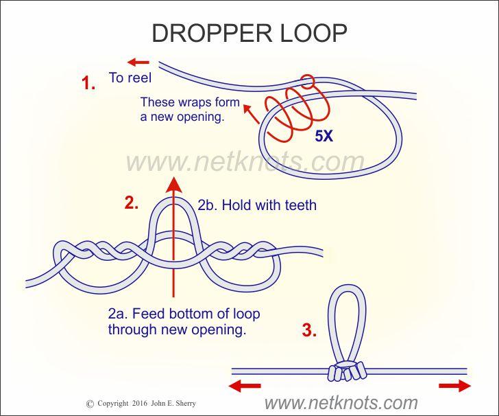 fishing knots diagrams - photo #26