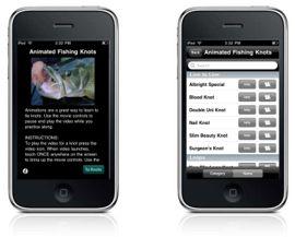 Netknots knot apps for Fishing knots app