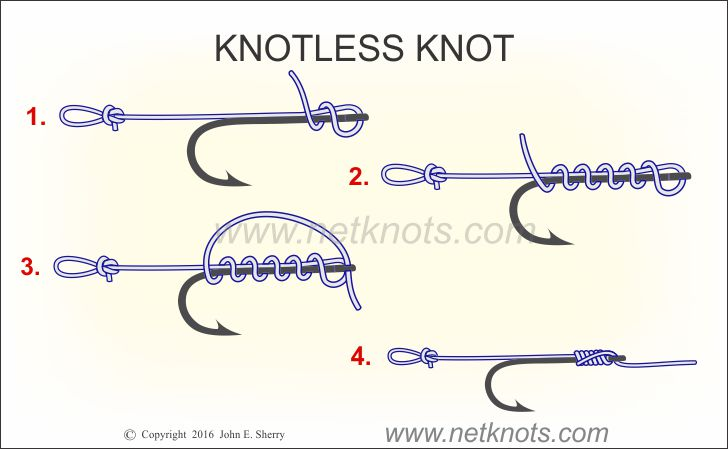 double uni knot instructions