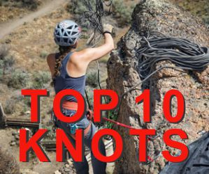 Top 10 Knots how to tie them